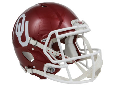 Oklahoma Sooners Speed Authentic Helmet