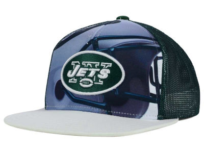 New York Jets Outerstuff NFL Youth Stealth Snapback Cap