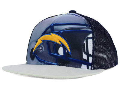 San Diego Chargers Outerstuff NFL Youth Stealth Snapback Cap