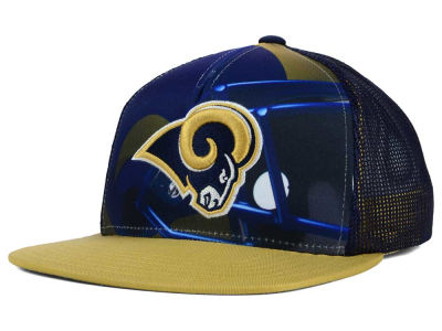 Los Angeles Rams Outerstuff NFL Youth Stealth Snapback Cap