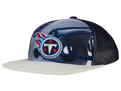 Tennessee Titans Outerstuff NFL Youth Stealth Snapback Cap