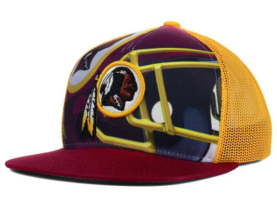 Washington Redskins Outerstuff NFL Youth Stealth Snapback Cap
