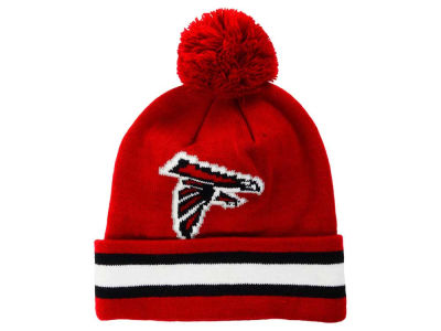 Atlanta Falcons Outerstuff NFL Toddler Cuff Pom Knit