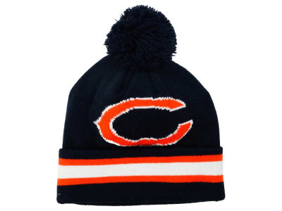 Chicago Bears Outerstuff NFL Toddler Cuff Pom Knit