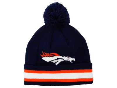 Denver Broncos Outerstuff NFL Toddler Cuff Pom Knit