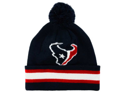 Houston Texans Outerstuff NFL Toddler Cuff Pom Knit