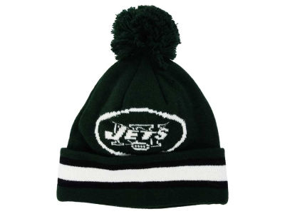 New York Jets Outerstuff NFL Toddler Cuff Pom Knit