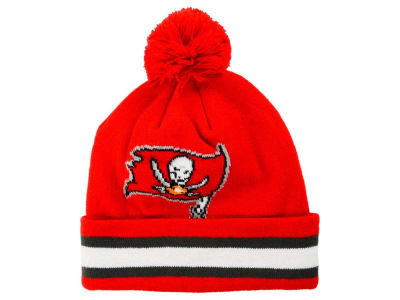 Tampa Bay Buccaneers Outerstuff NFL Toddler Cuff Pom Knit