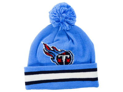 Tennessee Titans Outerstuff NFL Toddler Cuff Pom Knit