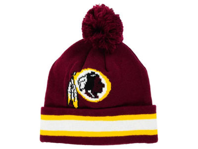 Washington Redskins Outerstuff NFL Toddler Cuff Pom Knit