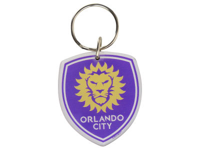 Orlando City SC Acrylic Key Ring