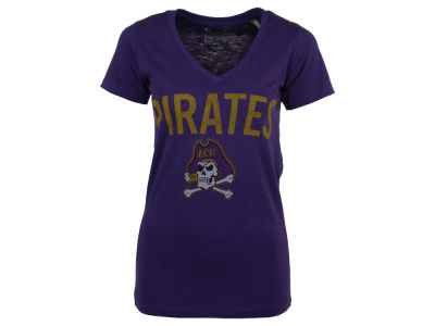 East Carolina Pirates NCAA Women's Vintage Arch T-Shirt