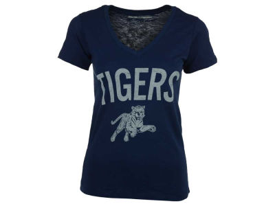 Jackson State Tigers NCAA Women's Vintage Arch T-Shirt