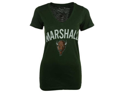Marshall Thundering Herd NCAA Women's Vintage Arch T-Shirt