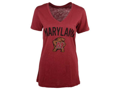 Maryland Terrapins NCAA Women's Vintage Arch T-Shirt