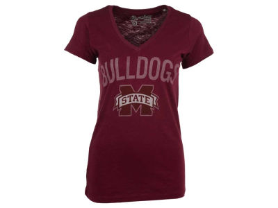 Mississippi State Bulldogs NCAA Women's Vintage Arch T-Shirt