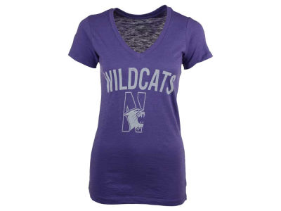 Northwestern Wildcats NCAA Women's Vintage Arch T-Shirt