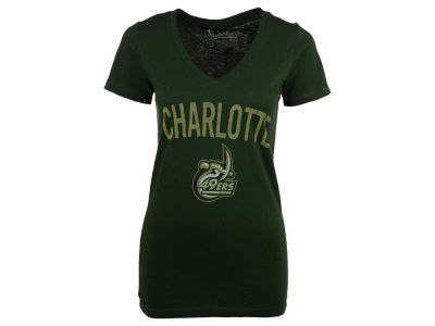 Charlotte 49ers NCAA Women's Vintage Arch T-Shirt