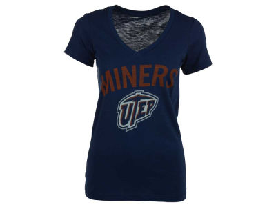 UTEP Miners NCAA Women's Vintage Arch T-Shirt