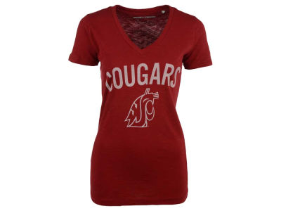 Washington State Cougars NCAA Women's Vintage Arch T-Shirt