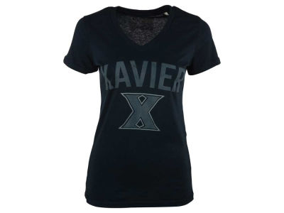 Xavier Musketeers NCAA Women's Vintage Arch T-Shirt