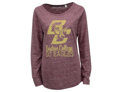 Boston College Eagles NCAA Women's Aggie Long Sleeve T-Shirt