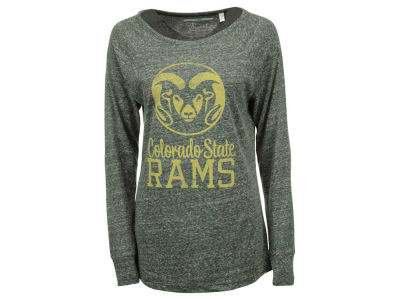 Colorado State Rams NCAA Women's Aggie Long Sleeve T-Shirt