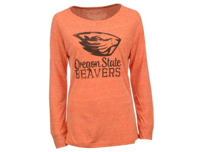 Oregon State Beavers NCAA Women's Aggie Long Sleeve T-Shirt