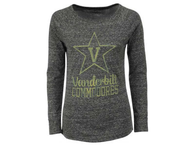 Vanderbilt Commodores NCAA Women's Aggie Long Sleeve T-Shirt