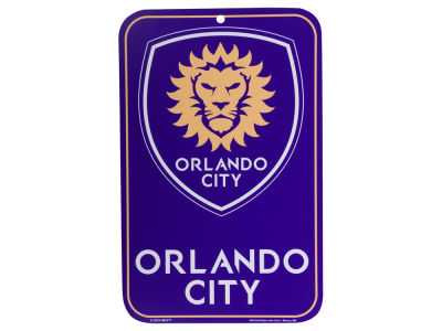 Orlando City SC Clubhouse Sign