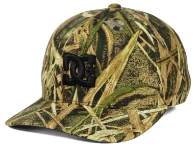 DC Shoes Cap Star TX Camo Hat