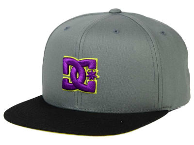 DC Shoes Snappy Snapback Hat