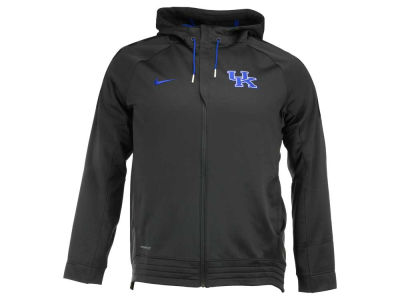 Kentucky Wildcats Nike NCAA Men's Elite Stripe Full Zip Hoodie