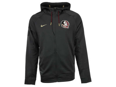 Florida State Seminoles Nike NCAA Men's Elite Stripe Full Zip Hoodie