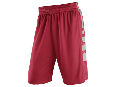 Ohio State Buckeyes Nike NCAA Men's Basketball Practice Elite Stripe Shorts