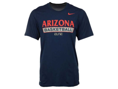 Arizona Wildcats Nike NCAA Men's Elite Basketball Practice T-Shirt