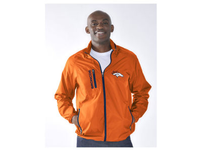 Denver Broncos GIII NFL Men's Game Plan Lightweight Jacket