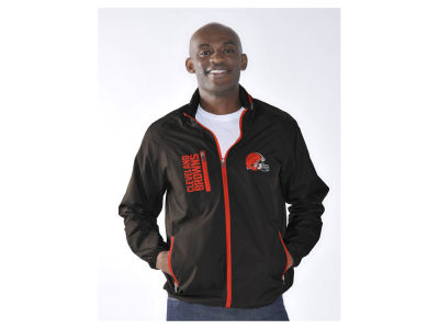 Cleveland Browns GIII NFL Men's Game Plan Lightweight Jacket