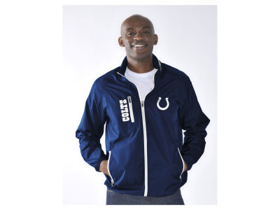 Indianapolis Colts GIII NFL Men's Game Plan Lightweight Jacket