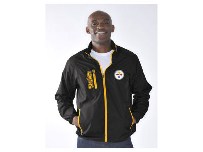 Pittsburgh Steelers NFL Men's Game Plan Lightweight Jacket