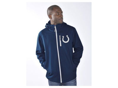 Indianapolis Colts GIII NFL Men's Reverse Hooded Jacket