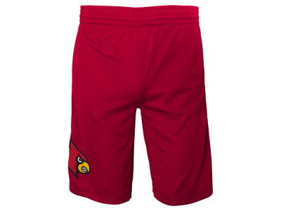 Louisville Cardinals adidas NCAA Youth Mesh Shorts