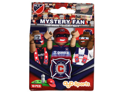 Chicago Fire OYO Figure