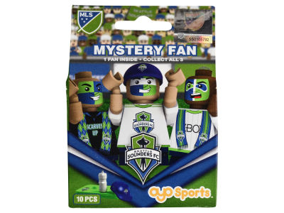 Seattle Sounders FC OYO Figure