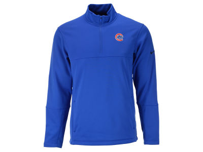Chicago Cubs Nike Golf MLB Men's 1/4 Zip Therma Fit Pullover Shirt