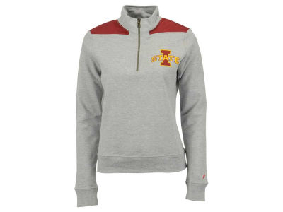 Iowa State Cyclones NCAA Women's Phys. Ed Quarter Zip Pullover Shirt
