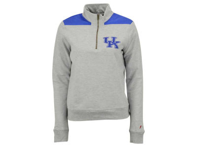 Kentucky Wildcats NCAA Women's Phys. Ed Quarter Zip Pullover Shirt