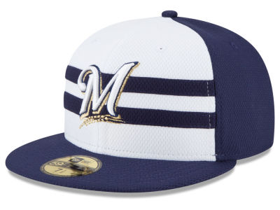 Milwaukee Brewers New Era MLB 2015 All Star Game 59FIFTY Cap