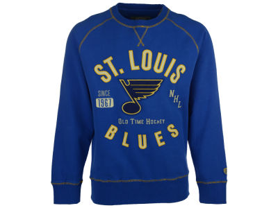 St. Louis Blues NHL Men's Ponca Crew Neck Sweatshirt
