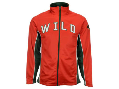 Minnesota Wild NHL Men's Seward Track Jacket